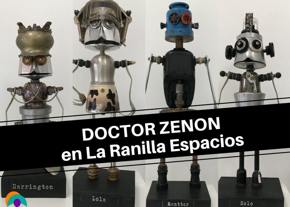 Doctor Zenon. Objetos ensamblados con objetos encontrados en toda la galaxia.