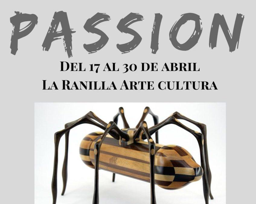 «Wooden Passion» de Miguel Granados en La Ranilla Arte Cultura de Puerto de la Cruz