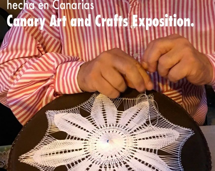 «Identidad», Muestra de Artesanía hecha en Canarias. Del 9 al 31 de Octubre en la Ranilla Arte Cultura
