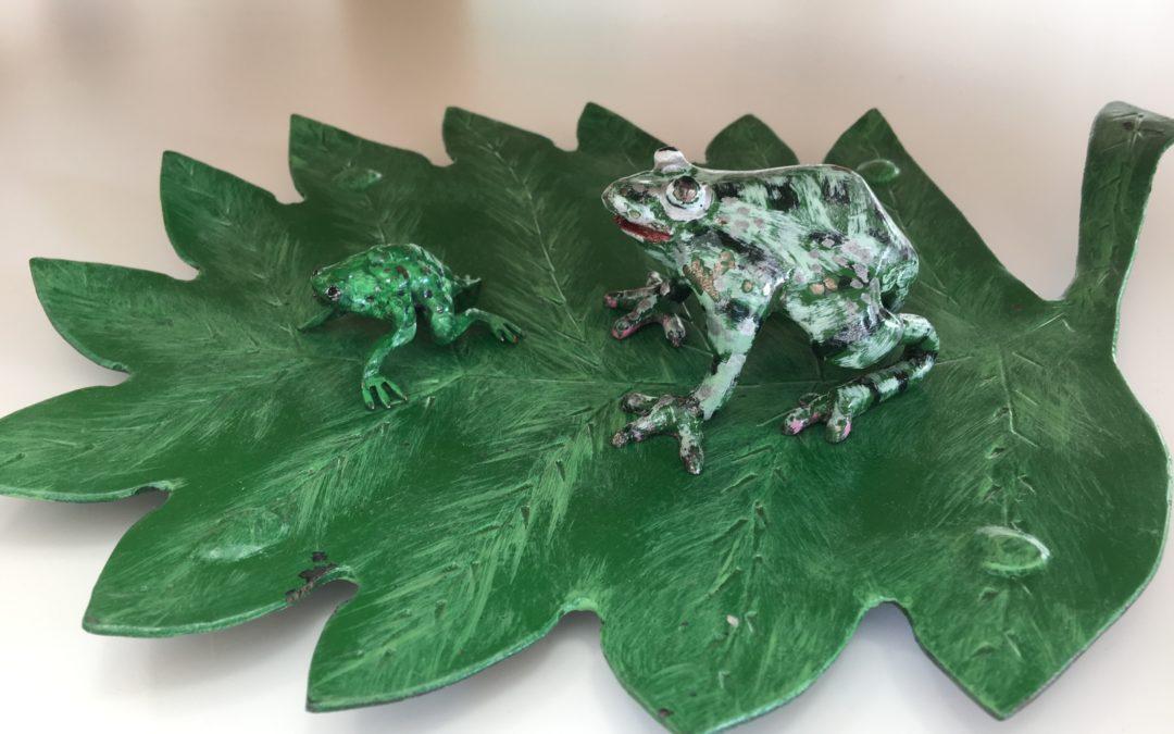 El hierro toma vida con estas piezas artísticas obra del artesano del hierro Leopoldo Nicolazzo