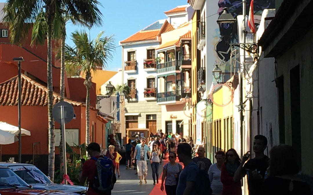 Barrio de La Ranilla, uno de los barrios con más encanto de Puerto de la Cruz