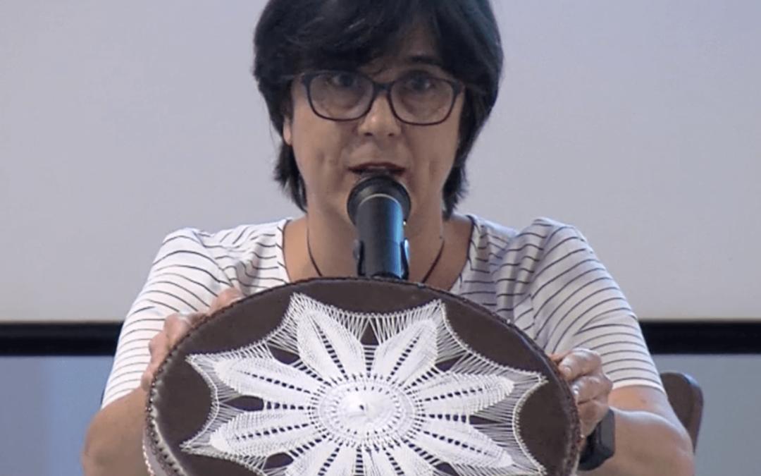 Ponencia de La Ranilla Espacios en la I Jornadas Internacionales sobre La Roseta en el Mait.