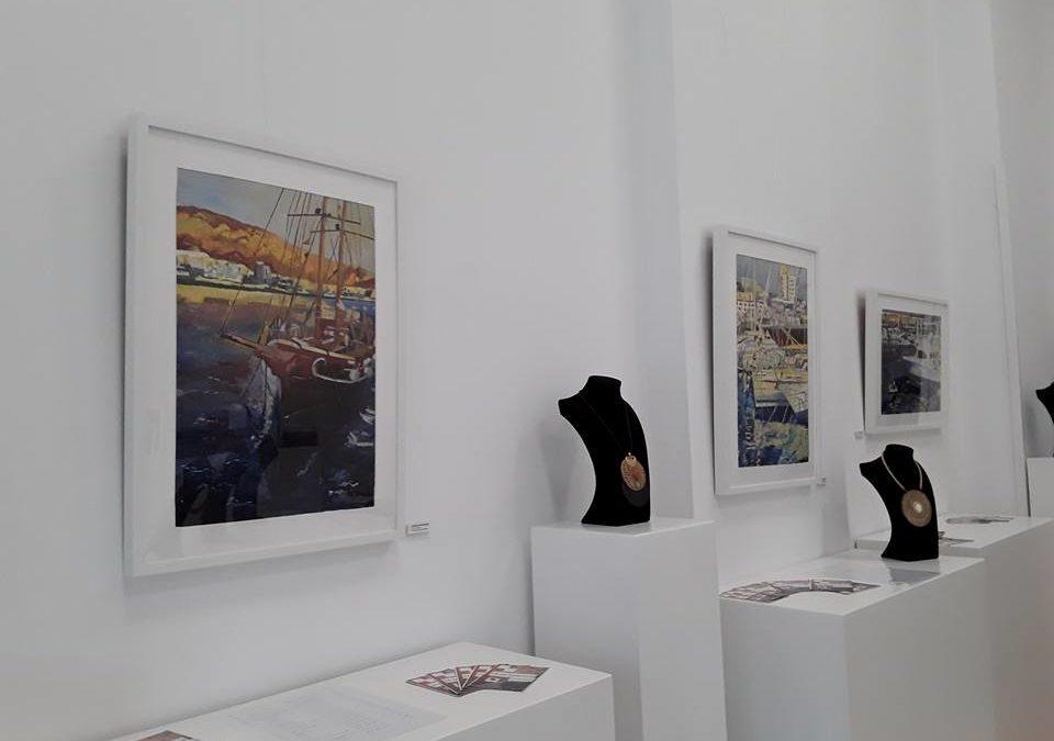 Exposición de Oksana Kartavtseva «Reflexión»