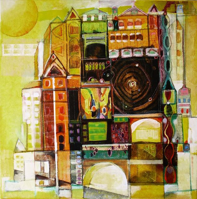 I EXPOSICIÓN COLECTIVA. La Ranilla Arte Cultura, del 1 al 30 de Noviembre 2015