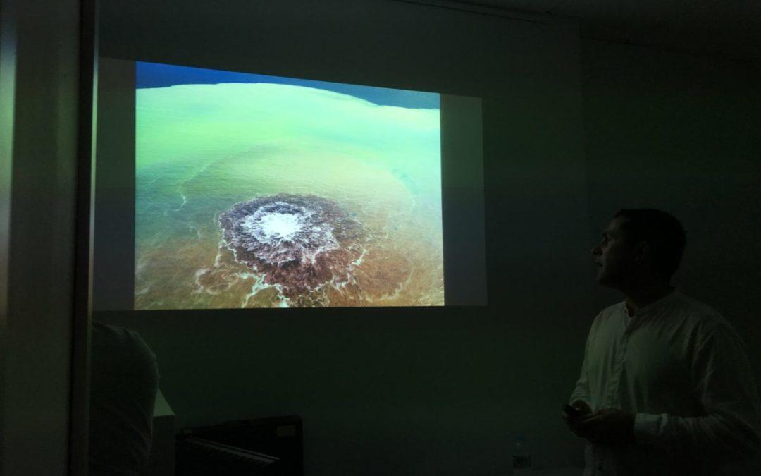 «Mare Fervens» desde la visión del Dr. Germán D. Padilla Hernández, Investigador Tecnológico y de Energías Renovables, colaborador del Instituto Volcanológico de Canarias.