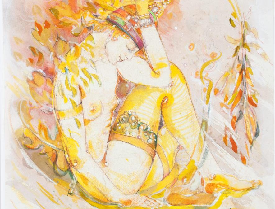 Hossein Ghavaedy expone del 29 de septiembre al 29 de octubre en La Ranilla Espacio Cultural