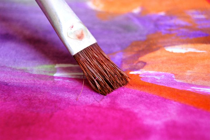 Taller de pintura sobre tela. Domingo 23 de septiembre
