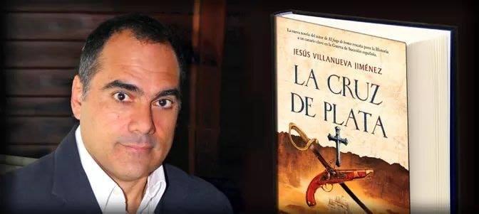 «La cruz de plata» de Jesús Villanueva Jiménez hoy 15 de octubre en el club de lectura La Ranilla