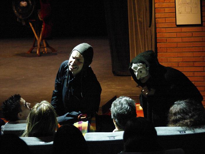 Public or not Public. Teatro del Finikito en la Ranilla Espacio Cultural. 3 de noviembre. 20:00 horas