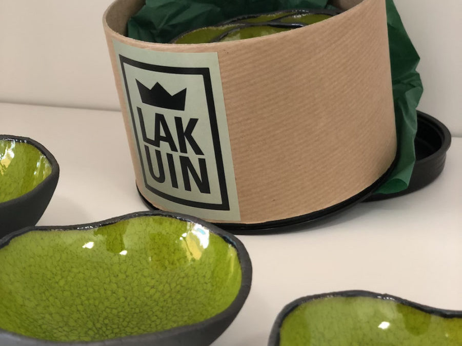 LAKUIN, la marca reina de la cerámica, posicionada ya en La Ranilla Espacios.