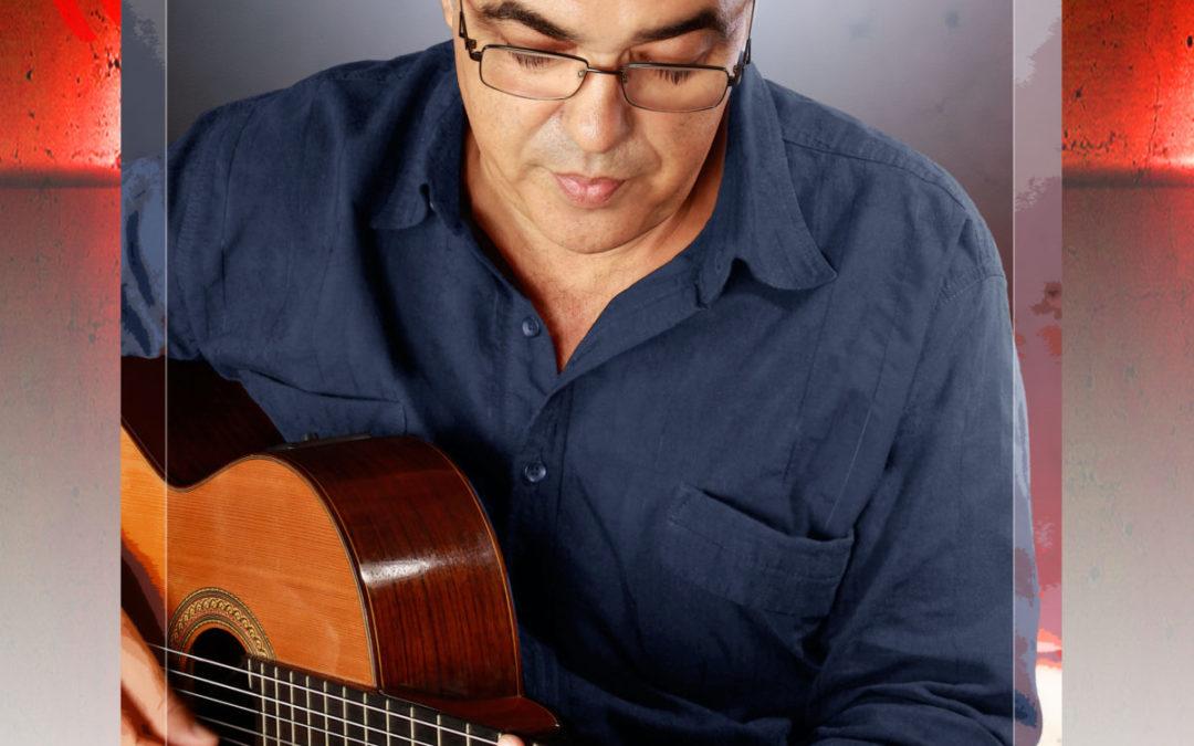 La canción de autor de Francisco Morales llega el viernes 21 de diciembre a La Ranilla Espacio Cultural