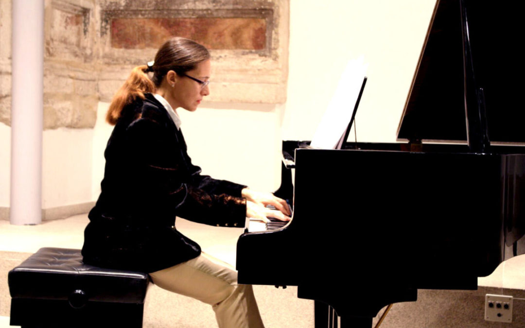 Concierto navideño de piano en La Ranilla Espacio Cultural. Sábado 29 de diciembre, 12:00 horas de la mañana
