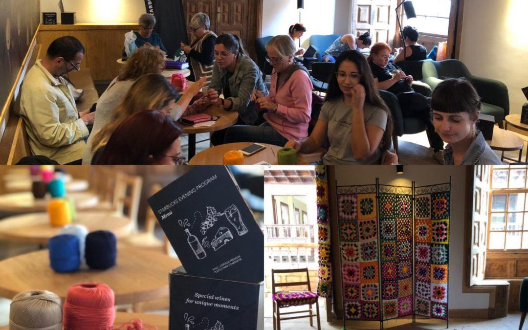 Magníficas propuestas gratuitas esta tarde en el Starbucks Casa Miranda de Puerto de la Cruz