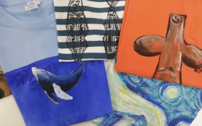 Los diseños pintados a mano de DRAGO aterrizan en La Ranilla Espacios
