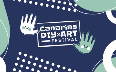 Presentación oficial I Simposium Canarias DIY Art Festival viernes 23 de Nov a las 20 horas.