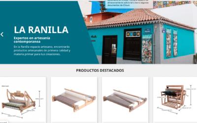 """La Ranilla Espacios se estrena en """"venta online"""""""