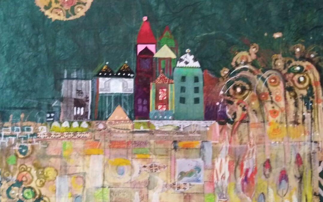 La Ranilla Espacios acoge a partir del 2 enero 2021 la obra del pintor de origen iraní Hossein Ghavaedy