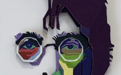 JM ESQUIVEL. El artista orotavense que traspasa la técnica del Pop Art Portrait y la lleva hasta el Zero Waste.